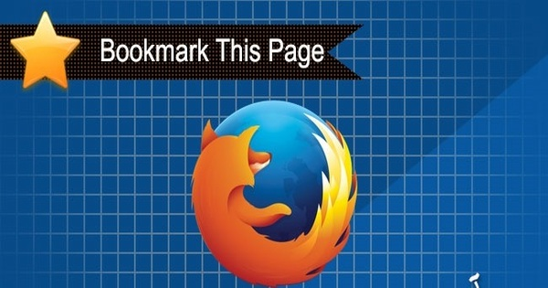 Mozilla Firefox Bookmarks