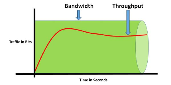 Network Bandwidth and Throughput - System Zone